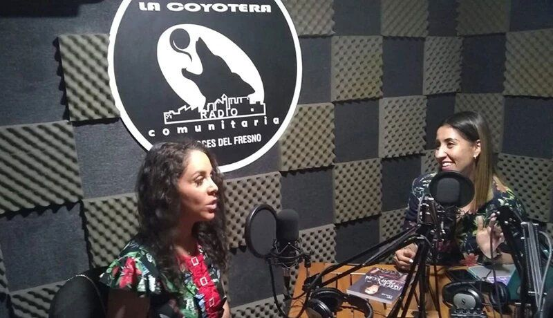 la-coyotera-radio Bibi Nassar