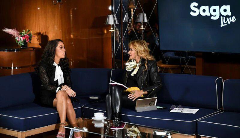 La Saga Live con Adela Micha